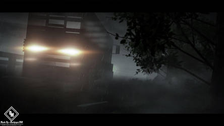 Bus To NoWhere [Silent Hill Downpour] by Darkmax204