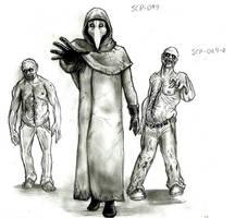 SCP-049 (El Doctor de la Plaga) by Lengsel-Archetype