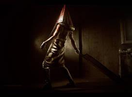PyramidHead by Aoki-Lifestream