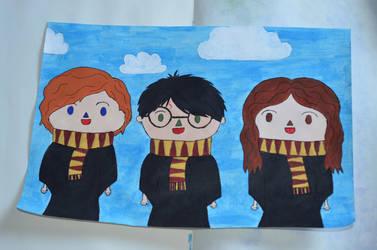 Potter by Rachie-D18