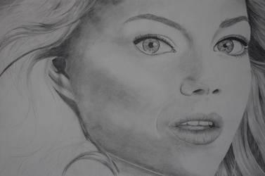 Emma Stone WIP 3 by Rachie-D18