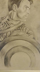 Captain America WIP 3 by Rachie-D18