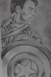 Captain America by Rachie-D18