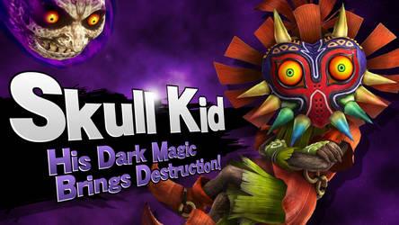 Skull Kid - Smash Bros Splash Card by R-One-92