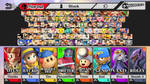 Smashified Roster [Smash 4 x Smashified All-Stars] by R-One-92