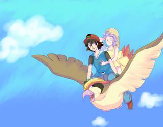 Pokemon Ability shipping by x-Charis-x