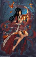 The Lantern by Qinni