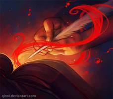 Creativity by Qinni