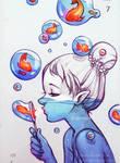 Breath of Life. by Qinni
