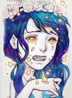 Falling Stars... by Qinni