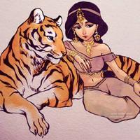 Jasmine by Qinni