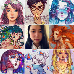 #ArtvsArtist by Qinni