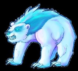 Spirit Beast by fuzzbuzz