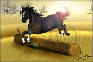 Jump horse by SweGizmo