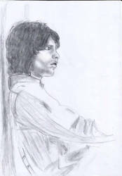 JIM MORRISON by TPol