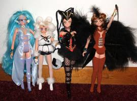 Sailor Animamates 11' Dolls by SetsunaKou