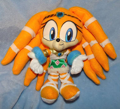 Sonic Tikal 8inch Plush Sale In Time for CHRISTMAS by SetsunaKou