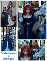 C.Rosenkreuz xCecily BJD Dolls by SetsunaKou