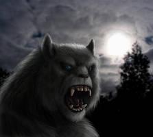 Violent Moon by Viergacht