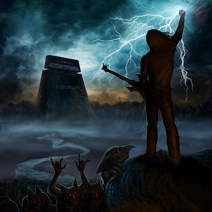 Gorge Troll Most Pit album by Viergacht
