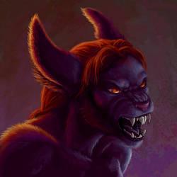 Ceranid Rageface by Viergacht