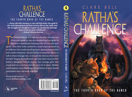 Ratha's Challenge cover by Viergacht