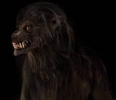 Apocalypse Wolf by Viergacht