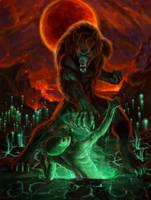 Tom's Werewolf by Viergacht
