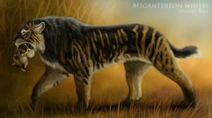 Megantereon whitei by Viergacht