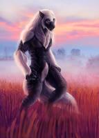 An Unknown Creature by Viergacht