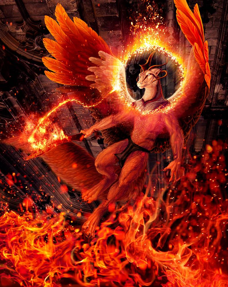Pyromancy by Viergacht