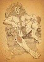 Warrior Scholar by Viergacht