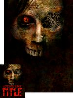 Zombie Beauty Shot Book Cover Design by Viergacht