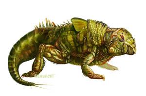 Lizardbug by Viergacht