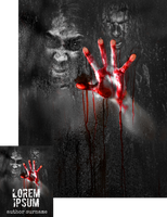 Zombie Scout Cookies Premade Book Cover by Viergacht
