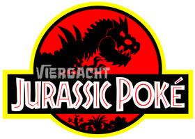 Tyrantrum Jurassic Pokemon by Viergacht