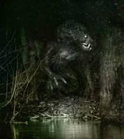 Swamp Fiend by Viergacht