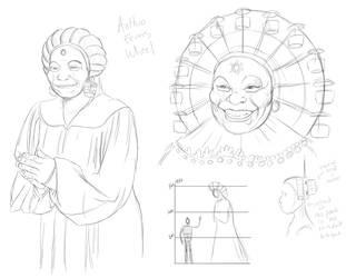 Anthro Ferris Wheel by Viergacht