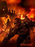Heat of Battle by Viergacht