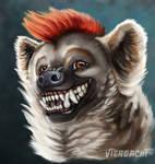 Dreamer Hyena by Viergacht
