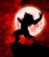 Super Blood Moon by Viergacht