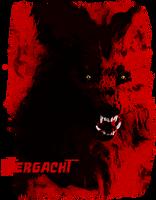Quist Werewolf T-shirt by Viergacht
