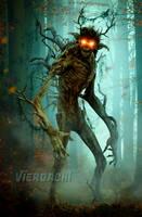 Tree Troll by Viergacht