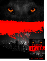 Red Reign Premade Book Cover by Viergacht