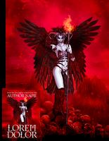 Crimson Queen Premade Book Cover by Viergacht