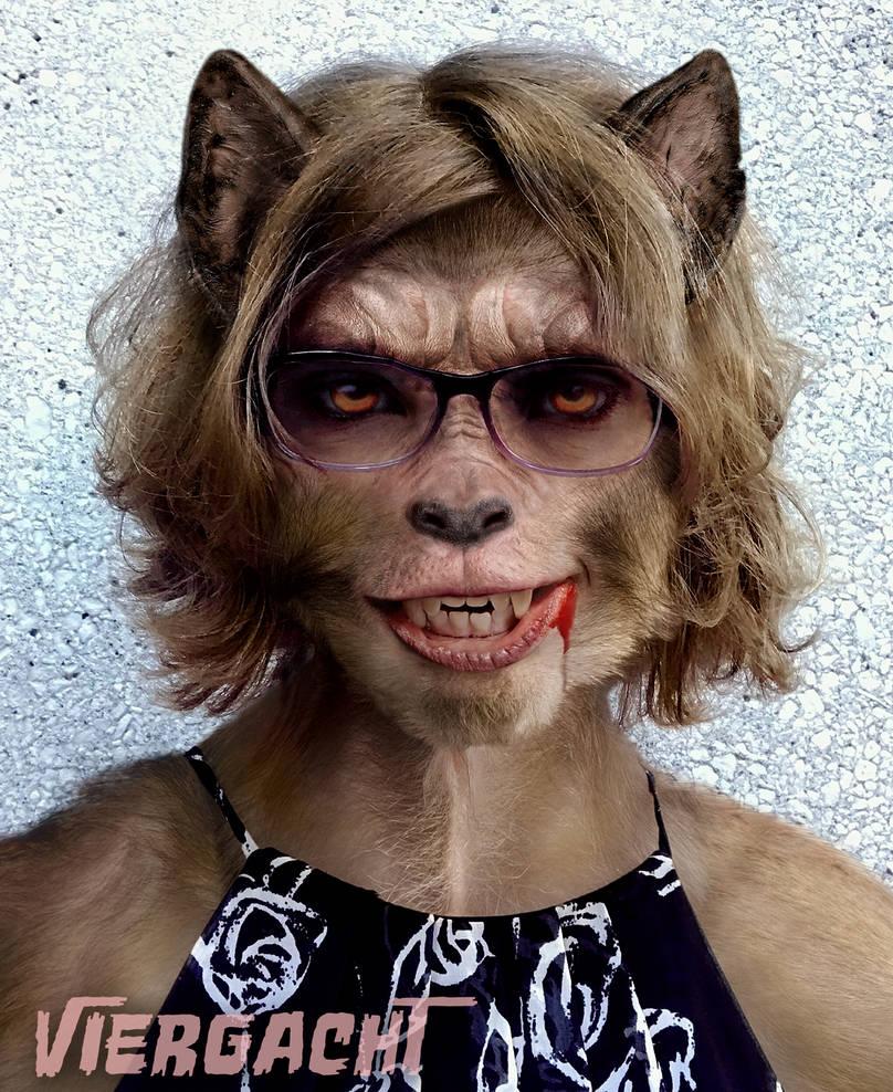 Angela Werewolf by Viergacht