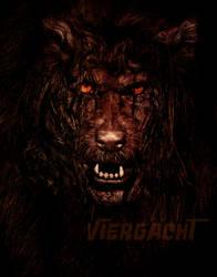 Grizzled Werewolf by Viergacht