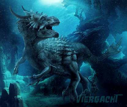 Combosaurus by Viergacht