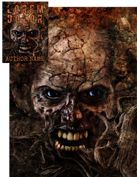 Undead Horror Premade Book Cover by Viergacht