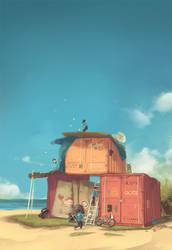 Playground by StudioQube